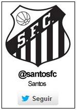 Siga o Santos no Twitter
