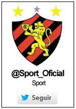 Siga o Sport no Twitter