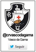 Siga o Vasco no Twitter