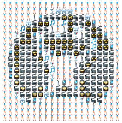 novos emoticons para skype