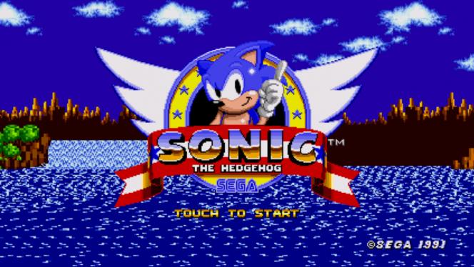 Sonic the Hedgehog ganha versão para Android