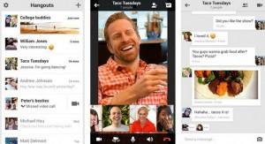 Google+ Hangouts permitirá o envio e recebimento de SMS