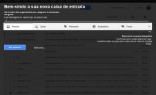 Novo Gmail já está disponível para usuários brasileiros