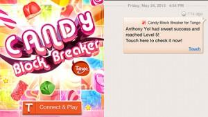 Aplicativo de chat Tango terá jogos da Gameloft