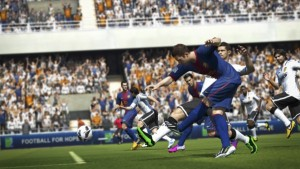 Trailer oficial do FIFA 14 resume as novidades do game de futebol