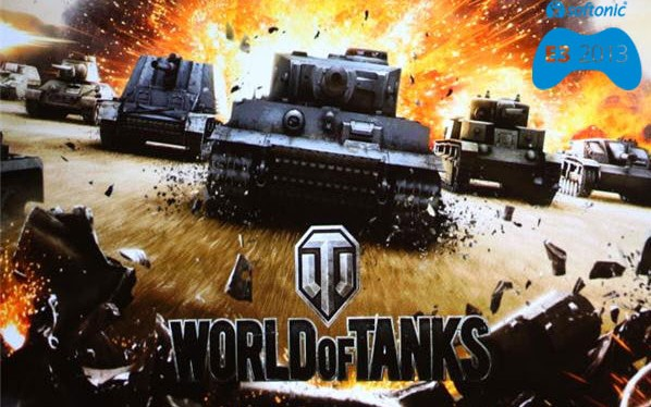 Xbox 360 terá jogos como World of Tanks e Grand Theft Auto 5
