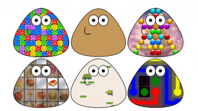 Alternativas ao Pou Android