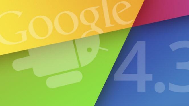 Google anuncia oficialmente o Android 4.3