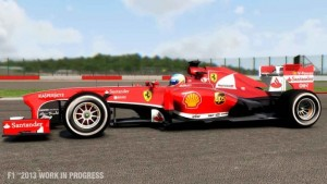F1 2013 chegará para PC, Xbox e PS3 no final do ano