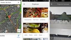 Google Maps 2.0 para iOS é compatível com iPad