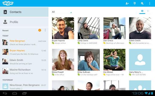 Skype para Android recebe nova atualização para facilitar fechamento de sessão