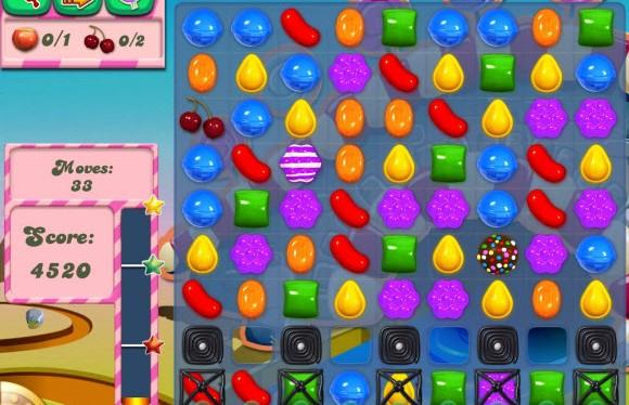 Candy Crush, o maior sucesso da King, já tem mais de 20 milhões de usuários ativos