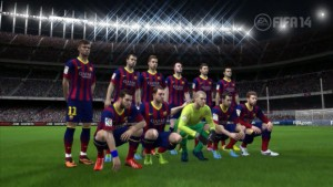 Novo trailer do FIFA 14 apresenta Neymar no Barcelona