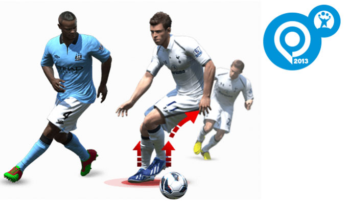 Novo trailer do FIFA 14 na Gamescom