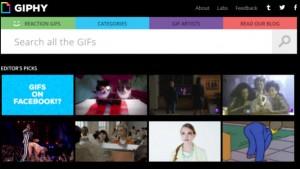 Giphy.com cria maneira de publicar GIFs animados no Facebook
