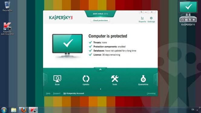 Kaspersky lança pacotes 2014 de programas de segurança