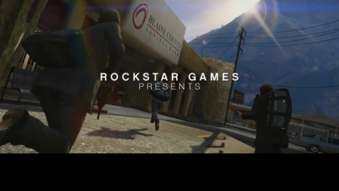 GTA 5 ganha trailer de cinema