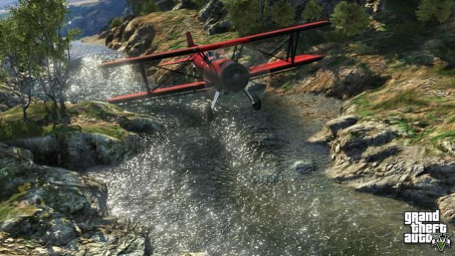 GTA V: primeros truques para o jogo