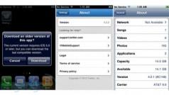 Será possível baixar versões antigas de apps no iPhone?
