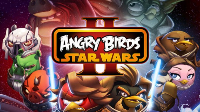 Lançamento do Angry Birds Star Wars 2
