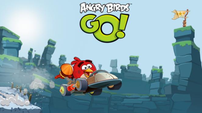 Trailer mostra como será Angry Birds GO!