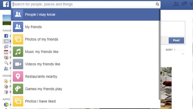 Como usar o Graph Search do Facebook