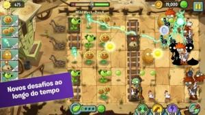Plants vs. Zombies 2 para Android chega ao resto do mundo