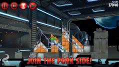 Atualização do Angry Birds Star Wars II traz novos personagens e fases secretas