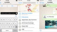 WhatsApp para iOS 7 está a caminho; imagens vazam na web