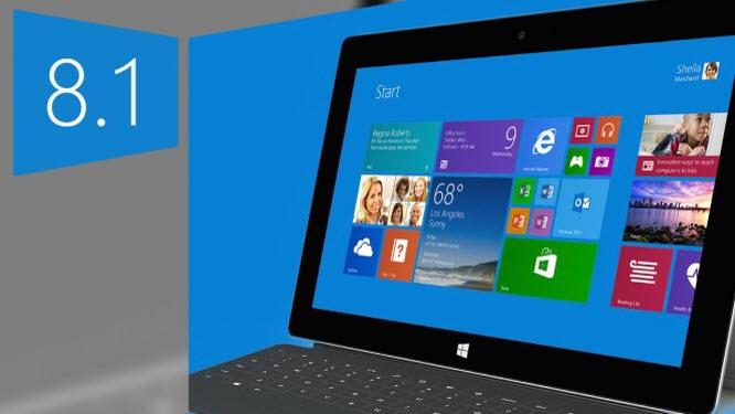 Microsoft soluciona os problemas do mouse no Windows 8.1