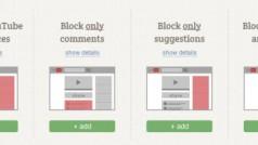 Adblock Plus cria serviço para eliminar comentários e sugestões do YouTube