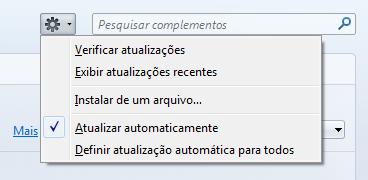Importação do Gmail no Mozilla Thunderbird