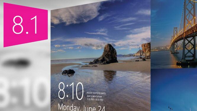 Windows 8.1: novas possibilidades de personalização