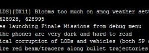 Arquivo interno do GTA V faz referências à versão para PC