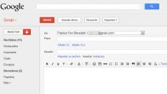 Como voltar à tela antiga de escrever emails no Gmail
