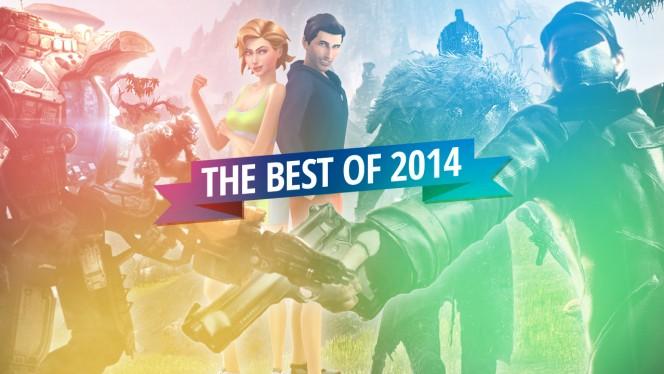 Os melhores jogos de 2014
