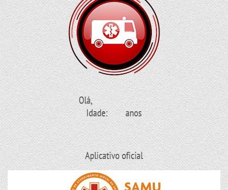 Aplicativo SAMU Emergência