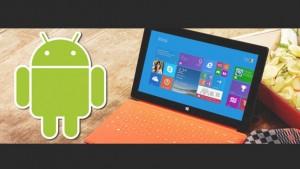 Microsoft pode trazer apps do Android para o Windows Phone