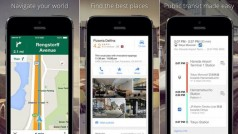 Google Maps para iOS é atualizado com sugestões de rotas alternativas em tempo real