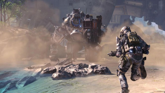 Beta teste aberto do Titanfall para PC-Windows e Xbox One