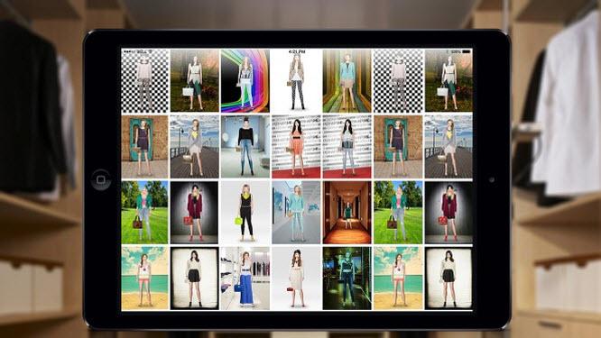 Ordem no guarda-roupas: organize suas roupas e crie visuais com apps de moda
