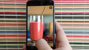 Golpe no Snapchat usa foto de suco de frutas para enganar usuários