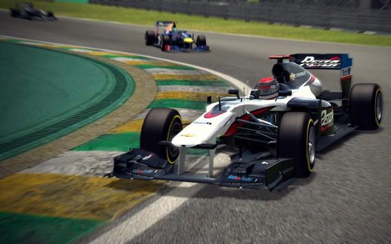 Carros alternativos do Game Stock Car 2013, neste caso muito semelhantes a um Fórmula 1