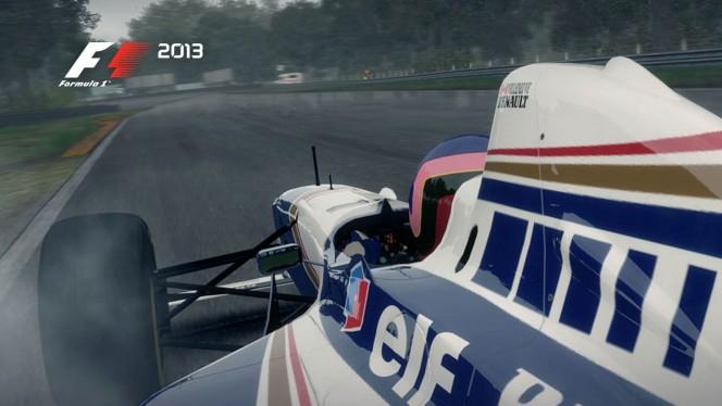 Como manter o carro sob controle no F1 2013