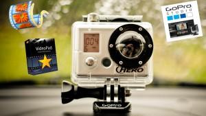 Câmeras GoPro Hero: três softwares de edição gratuitos para turbinar seus vídeos