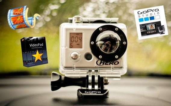 Editar vídeo grátis GoPro