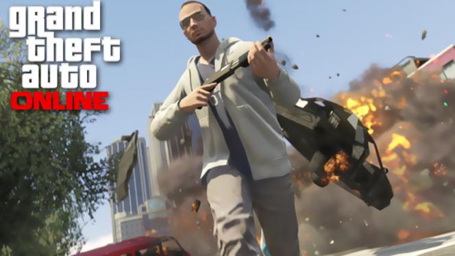Grand Theft Auto V – GTA V Online