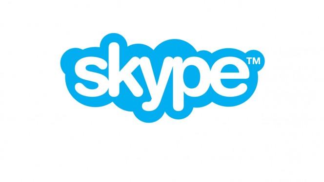 Chamadas Skype no Outlook