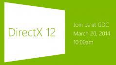 Microsoft anuncia apresentação do DirectX 12 para 20 de março