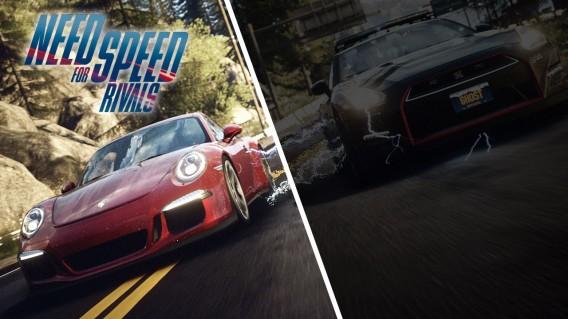 Need for Speed Rivals: bandidos contra mocinhos
